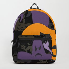 Halloween poster Backpack