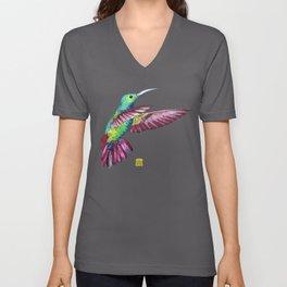 Colibri 01 Unisex V-Neck