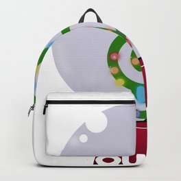 Life Without Music Would Be Flat Backpack