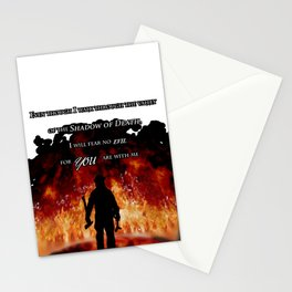 Firefighter Tribute Stationery Cards