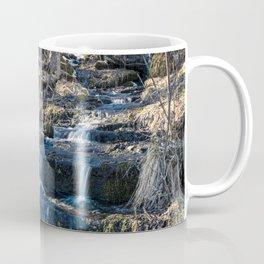 Waterfall in Minnesota-Landscape Photography Coffee Mug