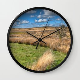 Mynydd Hiraethog Wall Clock