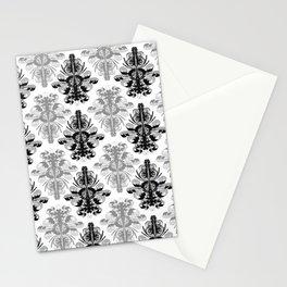 Baroque stylish pattern  Stationery Cards