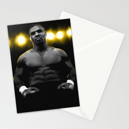 IRON MIKE TYSON Stationery Cards