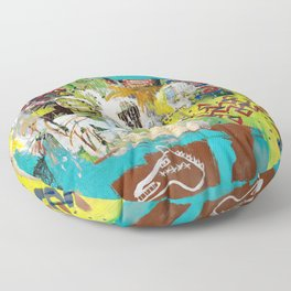 Kaos Floor Pillow