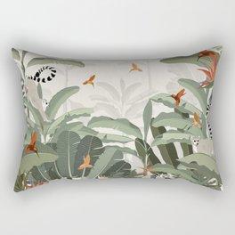 Madagascar Palm Rectangular Pillow