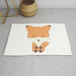 Kito the Fox Rug