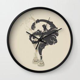 Dr. Jekyll & Mr. Hyde Wall Clock