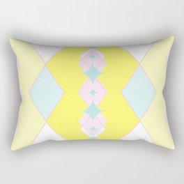 Check Rectangular Pillow