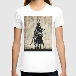 Mysterious Samurai T-shirt