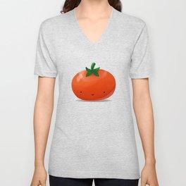 Happy Tomato Unisex V-Neck