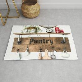 Pantry Shelf Rug