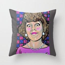 Eunice Harper Higgins Throw Pillow
