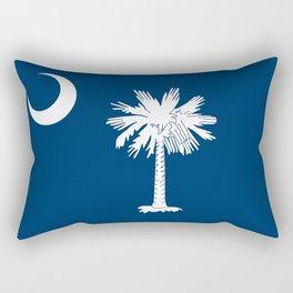 Flag of South Carolina Rectangular Pillow