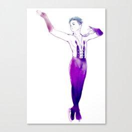 Yuuri (Yuri) Katsuki Canvas Print