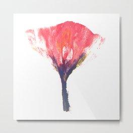 Hazel Greene's Vulva Bud Metal Print