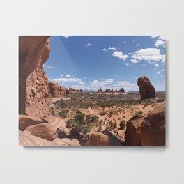 Arches National Park 4 Metal Print