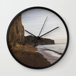 Étretat #6 Wall Clock