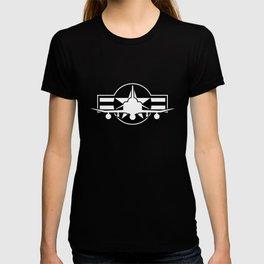 F-4 Phantom II Military Fighter Jet Airplane T-shirt