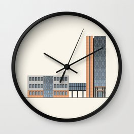 Business center Wall Clock