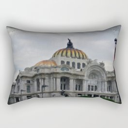 bellas artes Rectangular Pillow