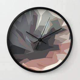 Geometrika #27 Wall Clock