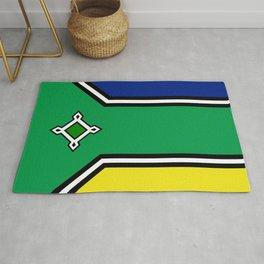 flag of Amapa Rug