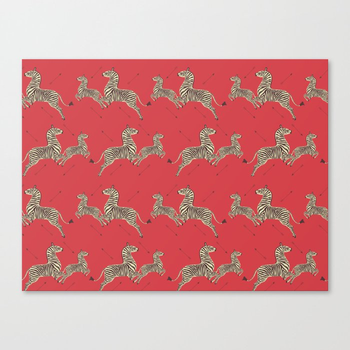 Royal Tenenbaums Wallpaper Leinwanddruck