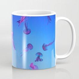 Jellyfish Sea Coffee Mug