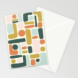 Abstract No.6 Stationery Cards