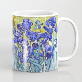Vincent Van Gogh Irises Kaffeebecher