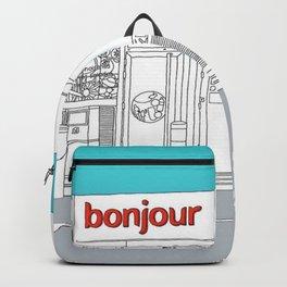 Bonjour! Backpack