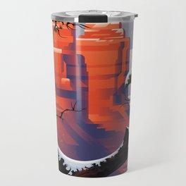 SEDONA IN WINTER Travel Mug