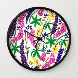 Lunips Wall Clock