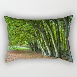 Autumnal Glade Rectangular Pillow