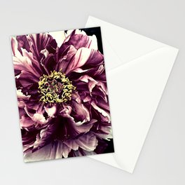 Peony Flower A103 Stationery Cards