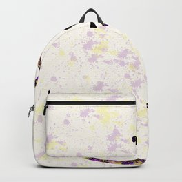 Abstract Lizard Backpack