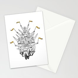 This Is How We Roll Stationery Cards