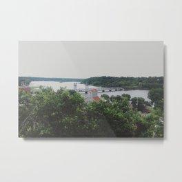 rivertown Metal Print