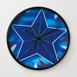 Superstar Wall Clock