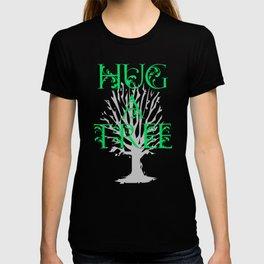 """Tree Hugs"" T-shirt"