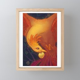 Theft Framed Mini Art Print