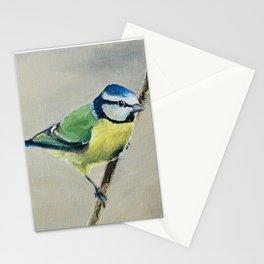 Blue Tit #1 Stationery Cards