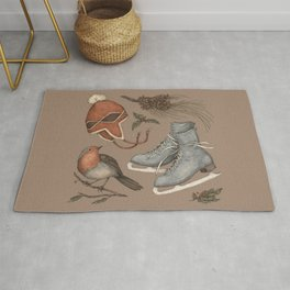 Winter Collection Rug