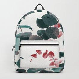 Eucalyptus Silver Dollar Backpack