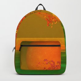 peaceful time -15a- Backpack