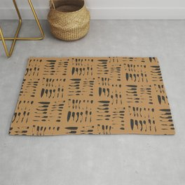 Pattern, Abstract Texture Rug