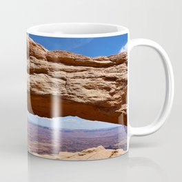 Mesa Arch View Coffee Mug