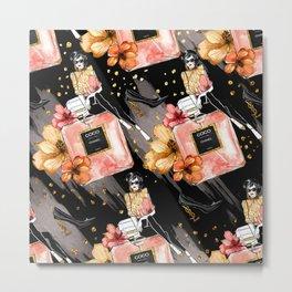 Fashion & Perfume #2 Metal Print