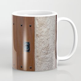 Door in Morocco Coffee Mug